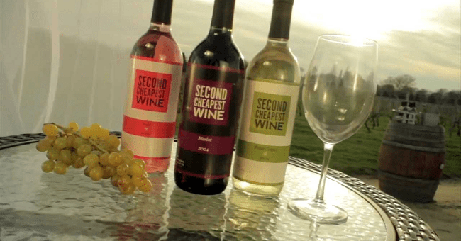 """Second Cheapest Wine"" Video Pokes Fun at Common Decision Making Process"