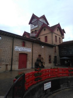 Fast Track to Rioja - Haro Station Travel Guide Lopez Heredia