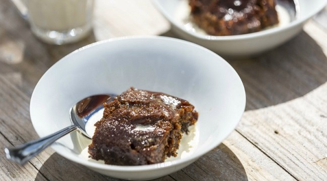 Simply Better Irish Handmade All Butter Sticky Toffee Pudding
