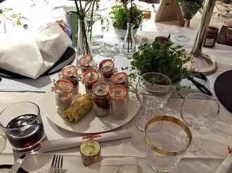 Falling in Love with Lough Erne at Pop-Up Dinner in Enniskillen Castle
