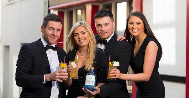 Davy Mac's Bar in Waterford Wins Cocktail Award with Gunpowder Gin Drink