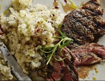 Grilled Lamb Rump Recipe by Madeline Shaw