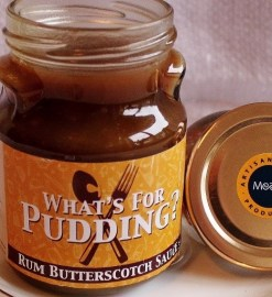 What's for Pudding?