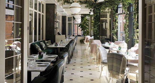 Wilde Opens Today its Brand New Terrace Overlooking Grafton Street