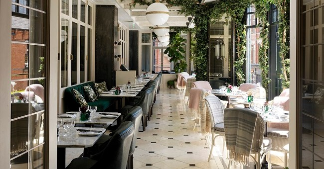 Wilde Opens Today its Brand New Terrace Overlooking Grafton Street