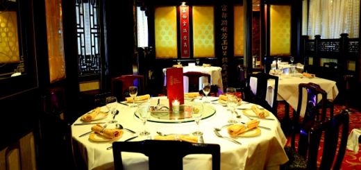 Win 5 Course Dinner for Two and a Bottle of Wine at Yang's of Clontarf