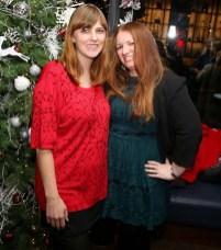 Leslie Ann Horgan and Ciara Leahy