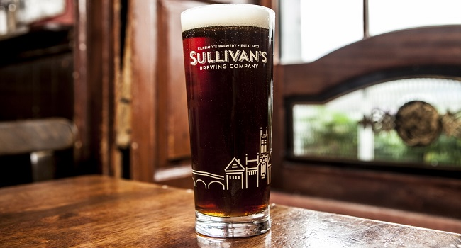 Maltings Red Ale by Sullivan's Brewing Company Now Available in Dublin