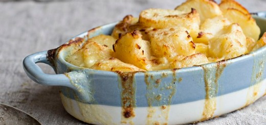 Gratin Potato Recipe by Chef Gearóid Lynch