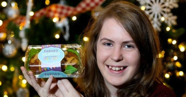 Muffin of the Moment: Foróige Teen Becomes Aldi's Youngest Supplier with 1916 Themed Muffins