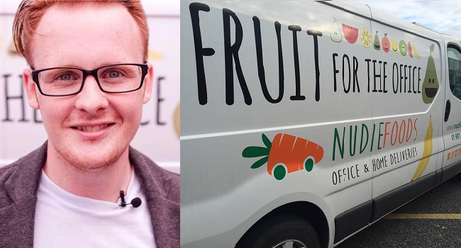 """The Fruits (and Veg) of Hard Work: Paul """"Nudie"""" Hughes on Nudiefoods"""