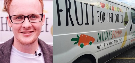 "The Fruits (and Veg) of Hard Work: Paul ""Nudie"" Hughes on Nudiefoods"