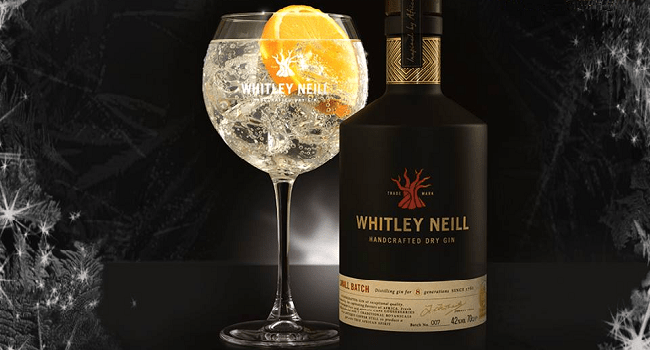 Win a Whitley Neill Gin Hamper to Mix Things up this Christmas