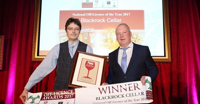 NOffLA Announces National Off-Licence of the Year 2017