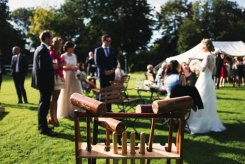 Cloughjordan House Wedding 1