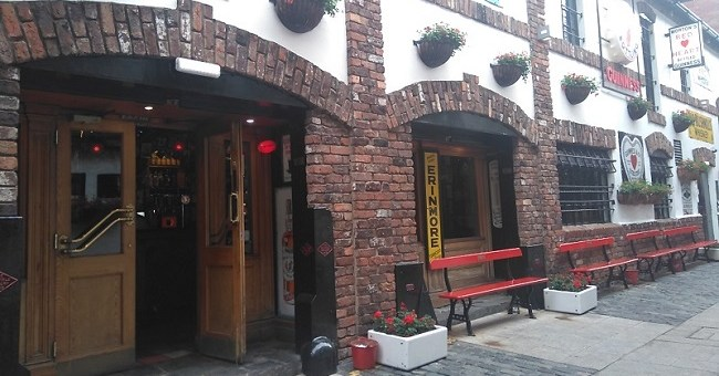 The Duke of York, Belfast - Bar Review