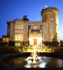 Dromoland Castle Wedding 1