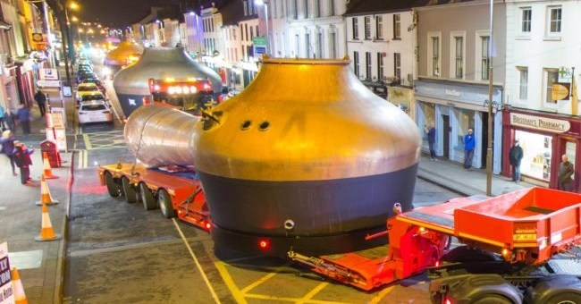 Irish Distillers to invest €10.5m in Midleton Distillery