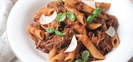 Slow-Roast Short Rib Ragu Recipe by Davina McCall