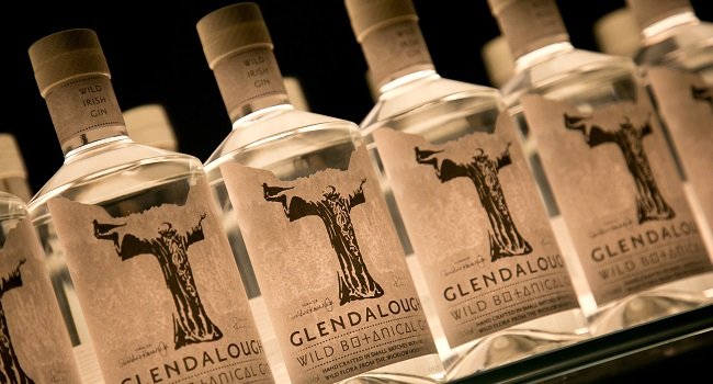 Glendalough Wild Botanical Gin Launched on JT Pims