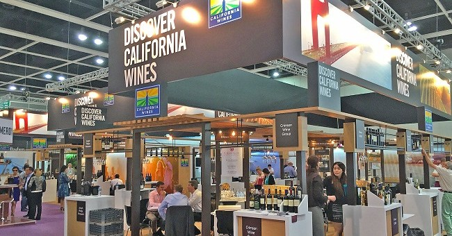 California Wine Exports Reached Record Sales Globally in 2016