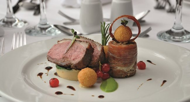 Flavours of Lamb Recipe by Dermot Seberry