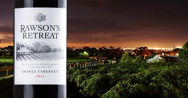 Rawson's Retreat Shiraz Cabernet 2013 - Wine of the Week from O'Briens