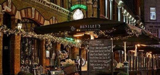 Irish Michelin Star Chef Richard Corrigan to Host The Feast of St. Patrick in his London Restaurant, Bentleys