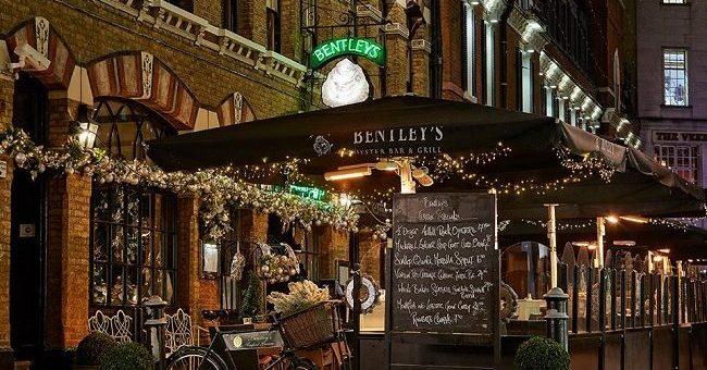 Irish Michelin Star Chef Richard Corrigan to Host The Feast of St. Patrick in his London Restaurant, Bentleys