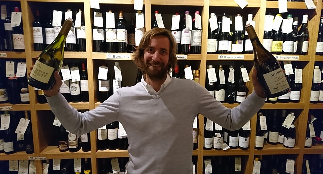 """Sebastian De Martino: """"Our Concept of Chilean Wine is Different from What it's Known in Ireland"""""""