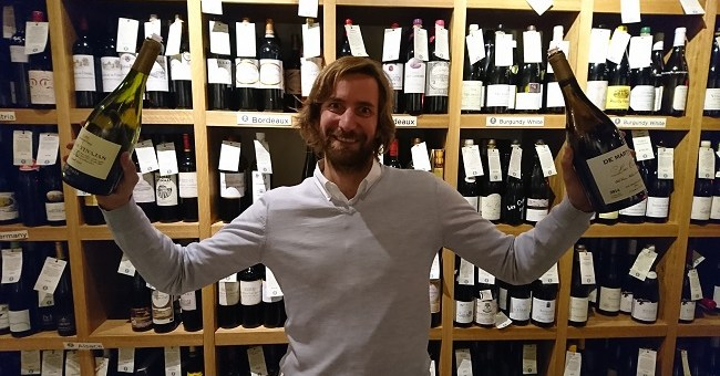 "Sebastian De Martino: ""Our Concept of Chilean Wine is Different from What it's Known in Ireland"""