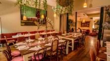 Eden Bar and Grill, Interior