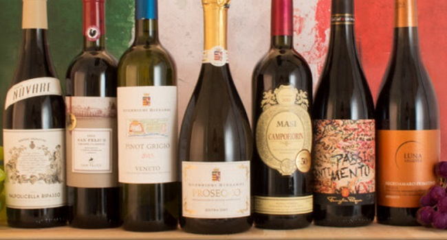 O'Briens Wine Italian Wine & Prosecco Sale Starts Now