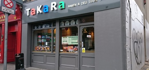 stomise your Sushi at Takara on Abbey Street | Takara Sushi Dublin