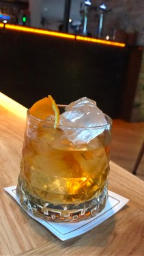 Old Street Malahide Smoke & Mirror Cocktail
