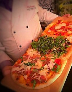 Half Metre Pizza The George Hotel Limerick