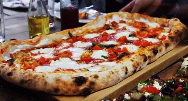 Half Metre Pizza