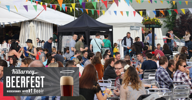 Killarney Beerfest 2017 Is Back this Weekend