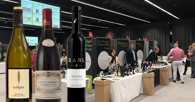 Three to Try Our Top Picks from OBriens Wine Spring Fair