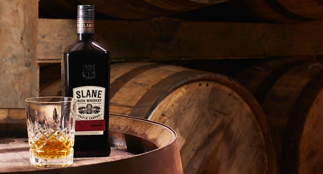 Slane Irish Whiskey Launches in Ireland Today