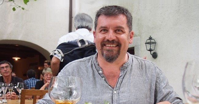 Meet the Charismatic Ringmaster of Italian Wine in Ireland – Enrico Fantasia from Piglet Wine Bar