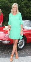 NO REPRO FEE 15/06/2017 La Dolce Vita at InterContinental Dublin Midsummer Party. Pictured last night were Ciara Hanley as over 300 invited guests gathered at the five-star InterContinental Dublin in Ballsbridge for a La Dolce Vita-themed midsummer garden party. Guests enjoyed a feast of Italian fare and sipped on refreshing Aperol Spritzes, Prosecco and Gunpowder Gin classic Negronis, as Swing band the Irish Rat Pack entertained the crowd with their jazzy big band numbers. A 1968 Alfa Romeo Spider even made an appearance to top off the La Dolce Vita experience! Photograph: Leon Farrell / Photocall Ireland