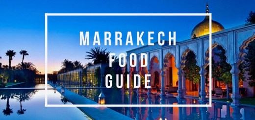 Marrakech Food Guide