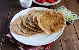 Protein Buckwheat Crepes