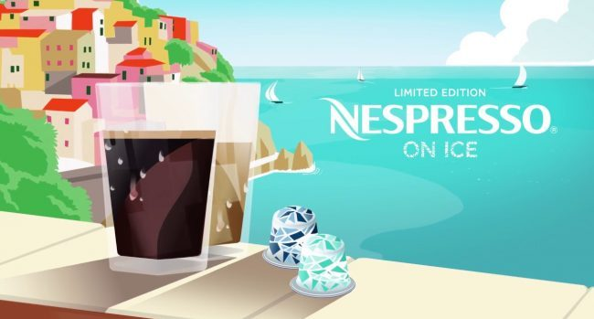 nespresso on ice 6