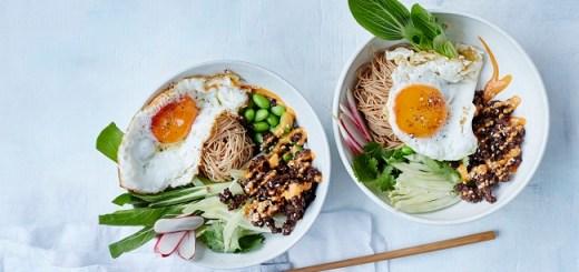 protein salad recipe