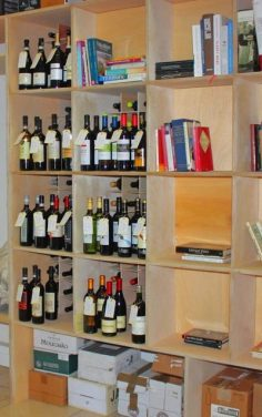 Dermot Wine Library