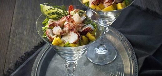 Irish Lobster & Mango Cocktail Recipe by Neven Maguire for Simply Better