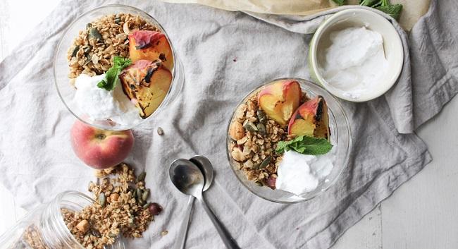 Hazelnut Granola Recipe