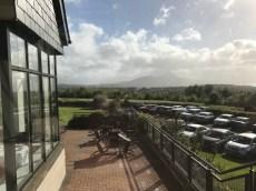 Knockranny House Hotel - La Fougere Restaurant - Terrace - TheTaste.ie